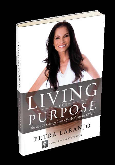 Living on Purpose Book - Petra Laranjo