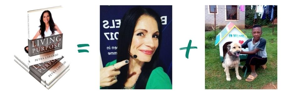 Living on Purpose Book Petra Laranjo